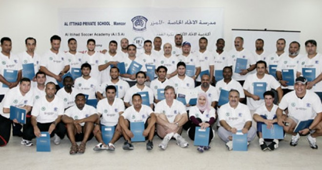 Soccer Coaches Seminar 2008 – Peter Schreiner Presenter in Dubai