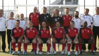 Peter Schreiner Head Coach at European Championships in Blind Soccer