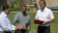 International Soccer Coaches Seminar 2006 – Peter Schreiner in Egypt