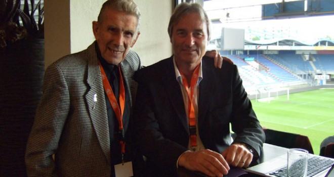 Soccer Coaches Seminars 2010: Peter Schreiner meets Wiel Coerver in Tilburg