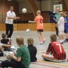 Soccer Coaches Seminars 2010: Peter Schreiner presenter at seminars in Denmark