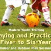 Youth Soccer DVD (1) – Playing and Practicing with 5- to 6 -Year-Olds