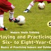 Youth Soccer DVD (2) – Playing and Practicing with 6 to 8 -Year-Olds
