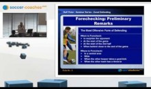 Coaching Soccer Tactics  – Forechecking (Different Strategies, Analysis)