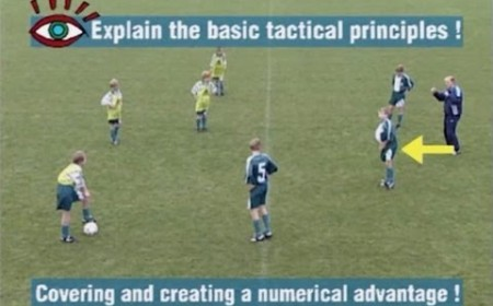 Soccer Tactics DVD: Ball-oriented Defense