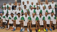 Seminar for Soccer Coaches in United Arabic Emirates 2013