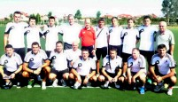Peter Schreiner Presenter at UEFA Pro License Course in Albania
