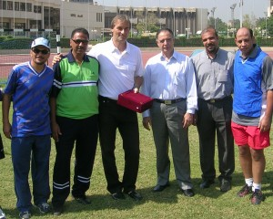 Soccer coaches in Cairo